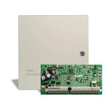 DSC Power Serisi 8 - 32 Zone Alarm Kontrol Paneli
