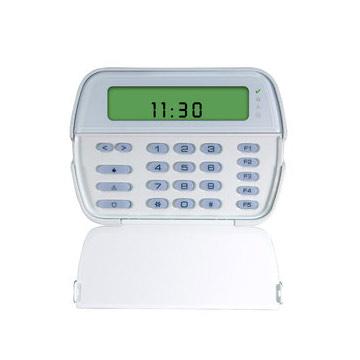 DSC Power Serisi 32 Zone Alıcı Modüllü ICON LCD Şifre Paneli