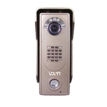 VPC-Kameralı Giriş Paneli