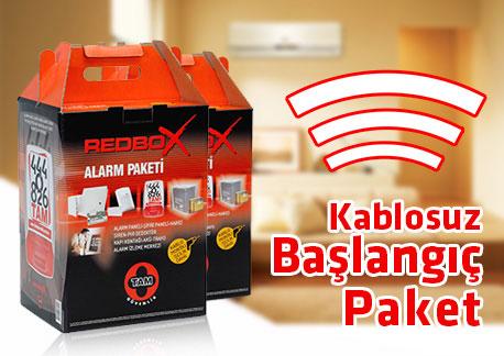 Ev & Ofis Alarm Sistemi (Kablosuz )