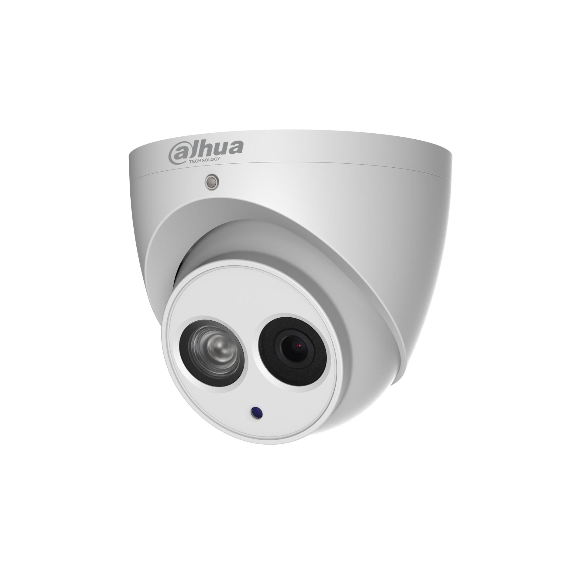8 Megapiksel Ultra HD Waterproof IR Dome IP Kamera - SESLİ