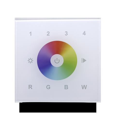 Z-Wave 4 ADET RENK RGBW DİMMER MODÜL