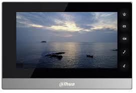 7'' TFT LCD Dokunmatik ekran IP Monitör