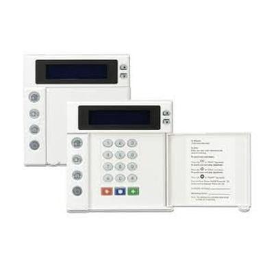 GE-NX-1248E-TR  LCD Dikey Şifre Paneli