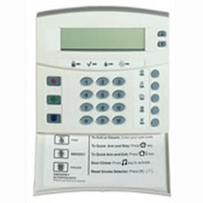 GE NX-148-TR - LCD Şifre Paneli