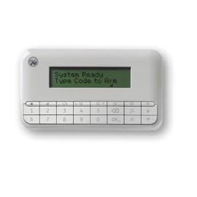 GE - LCD Kablosuz Şifre Paneli (Portatif Kullanım)