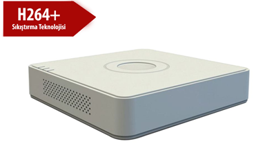 DS-7104HGHI-F1 4 Kanal 1080P Hibrit Kayıt Cihazı