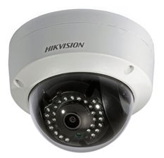 DS-2CD2120F-I 2.0 MP IP IR Dome Kamera