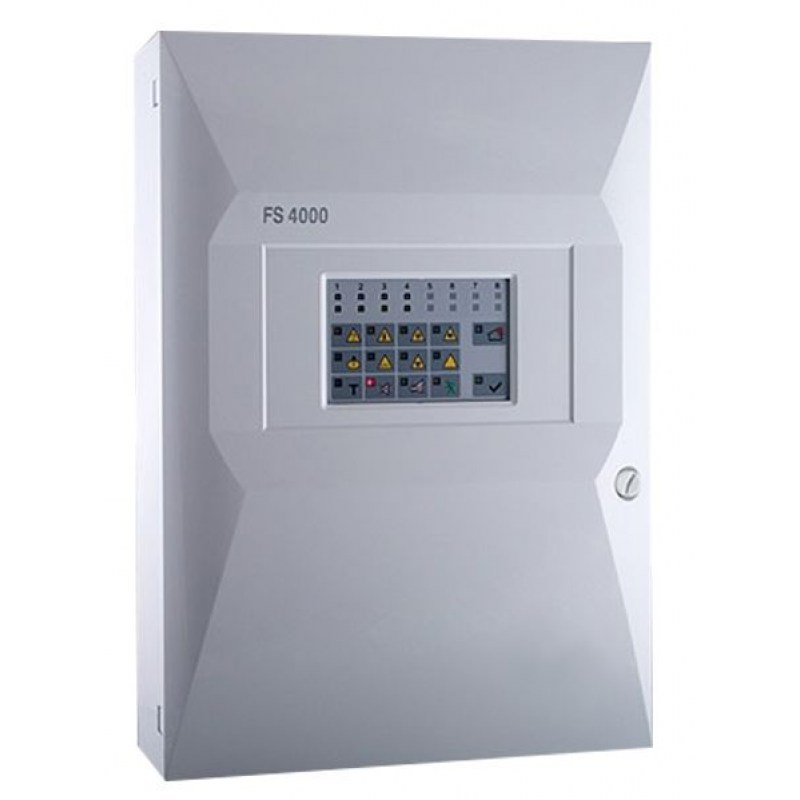 FS 4000/4 4 Zone Konvansiyonel Yangın Alarm Paneli
