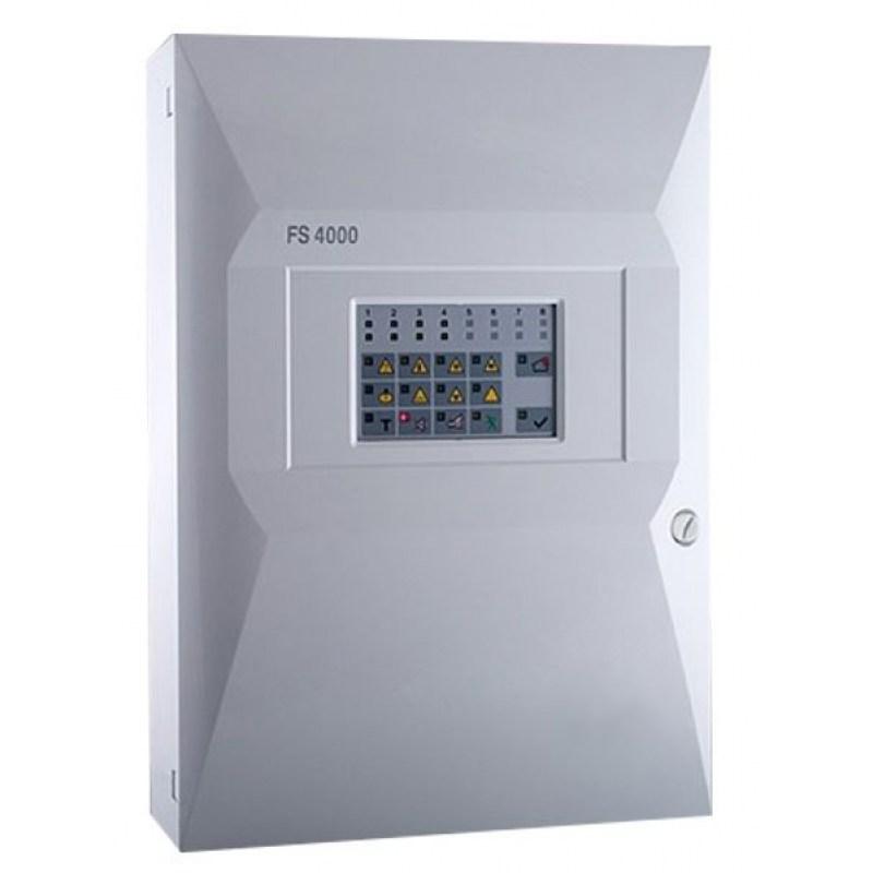 FS 4000/8 8 Zone Konvansiyonel Yangın Alarm Paneli