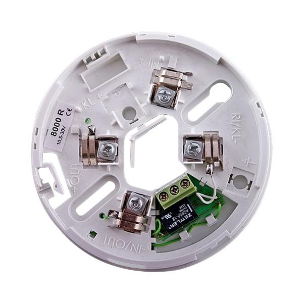 DB 8000R Hırsız Alarm Panellerinde Kullanabilmek İçin Röleli Dedektör Tabanı