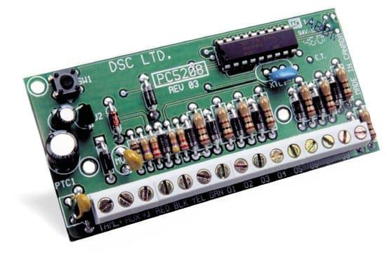 DSC PC 5208 PGM Çoklayıcı Modül