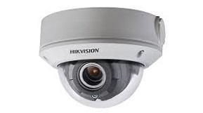 2.0 MP Çözünürlük,  CMOS sensör,  0.01 Lux renkli, 2.8 mm - 12 mm ayarlanabilir lens IR Dome kamera,