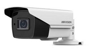 8.3 MP Çözünürlük,  CMOS sensör,  0.003 Lux renkli, 2.8 mm - 12 mm ayarlanabilir motorize lens IR Dome kamera
