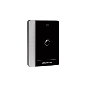 DS-K1102E   Proximity ve Elektromanyetik Kart Okuyucu (Keypadsiz)