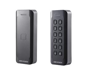 DS-K1802E   Proximity ve Elektromanyetik Kart Okuyucu (Keypadsiz)