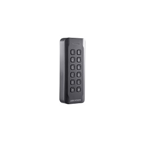 DS-K1802EK  Proximity ve Elektromanyetik Kart Okuyucu + Keypad