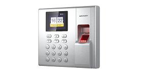 DS-K1A8503EF  Standalone Parmak İzi ve Kart Okuyuculu PDKS Terminali (2.4-inch 320×240 LCD-TFT)