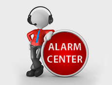 Alarm Center Hizmeti